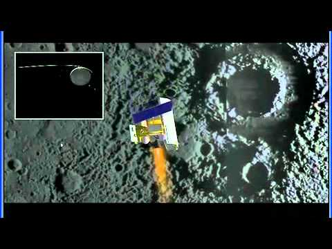NASA'S MESSENGER Spacecraft Begins Historic Orbit of Mercury