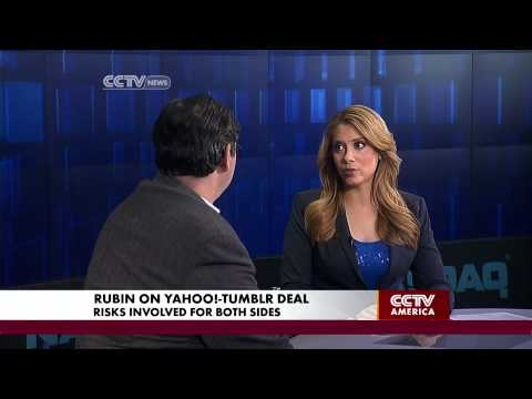 Ross Rubin Discusses Yahoo!'s Acquisition of Tumblr
