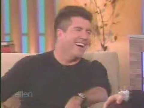 Simon on Carrie Underwood Ellen