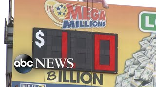 Mega Millions soars to $1 billion for first time in game's history - ABCNEWS