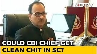 Probe Finds No Proof That CBI Chief Alok Verma Took Bribes: Sources - NDTV