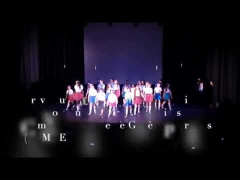 Création des ACMGE en juin 2014: Révolte des Jeunes Voix