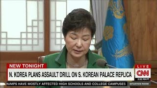 N. Korea builds mockup of Seoul palace for mock attack - CNN