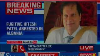 Fugitive Hitesh Patel arrested in Albania; Main Accused in Biotech Money Laundering Case - NEWSXLIVE