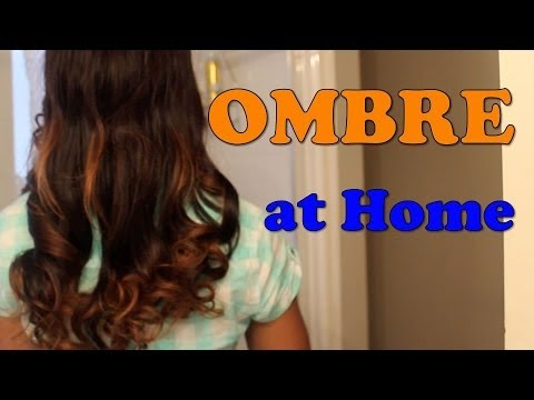 How to OMBRE at Home