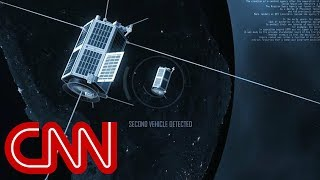 Mysterious Russian satellite worries experts - CNN