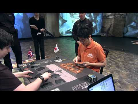 2011 Worlds Top 8 Finals