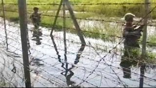 In Jammu, safeguarding the border while braving the flood - NDTVINDIA