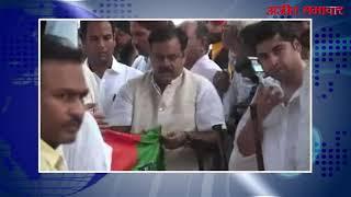 Video:चंडीगढ़ :बलराम दास टंडन को राजकीय सम्मान के साथ अंतिम विदाई दी