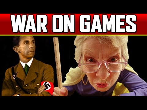 ★★WARNING★★ Schools Enter WAR on Video Games