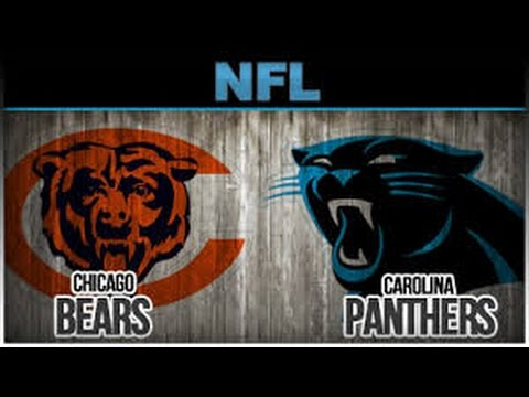 Chicago Bears vs. Carolina Panthers Preview