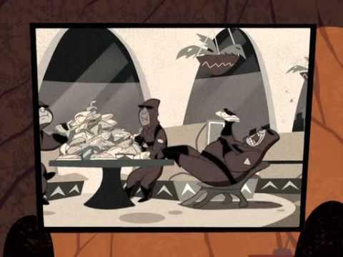 Kim Kolwiek odcinek 20 - Ross Mężczyzną [napisy PL]