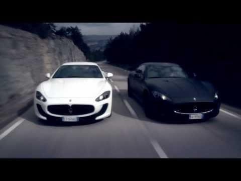 Jordan Bastoni. MASERATI MY 2011 RANGE. Maserati GranTurismo MC Stradale