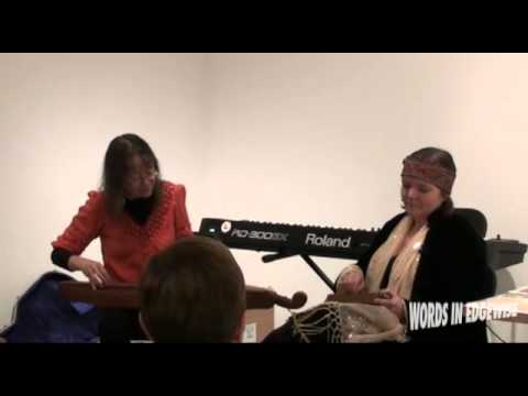 Words in Edgewise: Ginny Ryan with Pamela Morgan - Wings for Songs