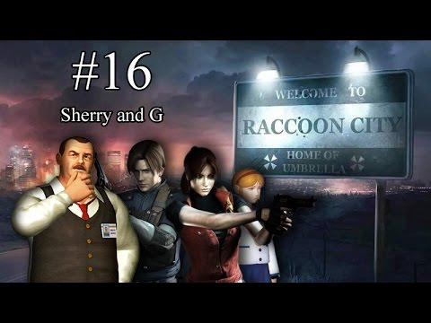 Resident Evil: Raccoon City Incident Episode 16 - Sherry and G