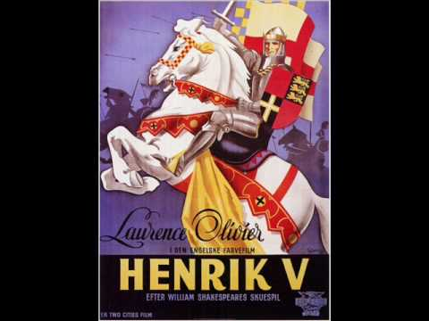 The Battle of Agincourt - Henry V (1944) - Sir William Walton