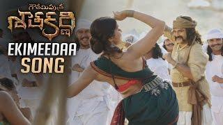 Gautamiputra Satakarni Ekimeedaa Song Trailer | Balakrishna | Shriya Saran | TFPC - TFPC