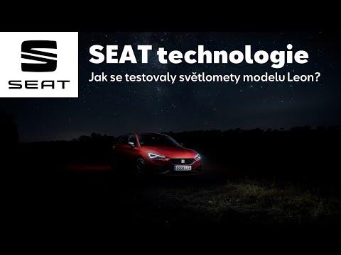 Autoperiskop.cz  – Výjimečný pohled na auta - Testování světlometů modelu SEAT Leon si vyžádalo 800 hodin v černočerné tmě
