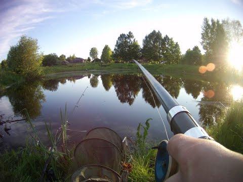 коршунов на рыбалке