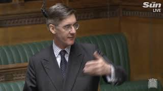 Jacob Rees-Mogg opposes Brexit deal night before vote - THESUNNEWSPAPER