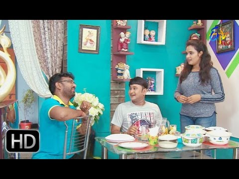 Ganapathi Complex | 27th January 2017 | Full Episode 5 | ETV Plus | cinevedika.com