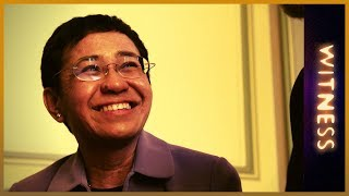 🇵🇭 Maria Ressa: War on Truth | Witness - ALJAZEERAENGLISH