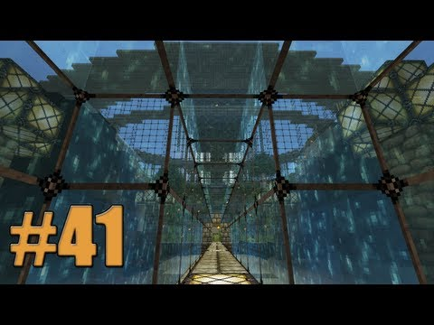 Underwater Dome Minecraft LP 41