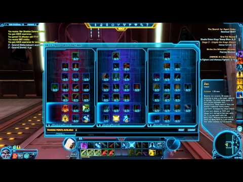 """Star Wars The Old Republic"" Jedi Sentinel HD Walkthrough Playthrough: Part 045 ""Nar Shaddaa"" 3"