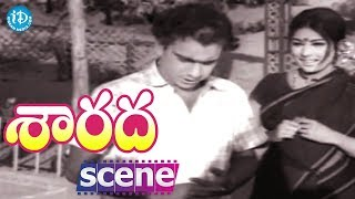 Sarada Movie Scenes - Ranga Refuses To Help Sharada || Shobhan Babu || Jayanti - IDREAMMOVIES