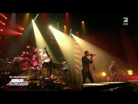 Linkin Park Live - Burn It Down Berlin 2012 (Telekom Street Gigs) [HD]