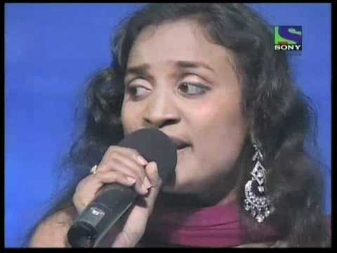 Sahiti's tries best with Sunta Hai Mera Khuda - X Factor India - Episode 13 - 25 June 2011