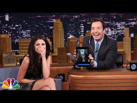 Dubsmash with Selena Gomez - عرب توداي