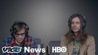 Weezer's New Music Corner Ep. 4: VICE News Tonight (HBO) - VICENEWS