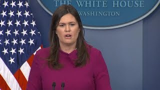 White House press briefing likely on Florida shooting, gun control, Trump's FBI tweet | ABC News - ABCNEWS