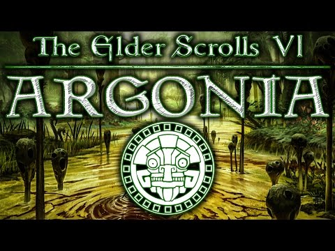 Elder Scrolls 6 - ARGONIA - Best Setting? New Races, New Monsters, New Mysteries