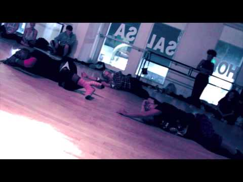 Ellie Goulding | High For This | Choreography by: Dejan Tubic & Janelle Ginestra