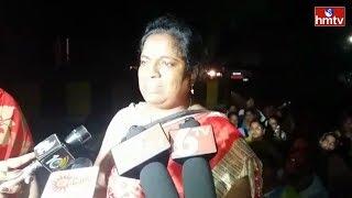 ANMs Protest in Front of Koti DME Office | HMTV - HMTVLIVE