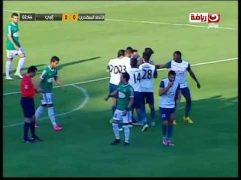 اهداف مباراة انبي والاتحاد السكندري 3-0 كأس مصر 08-02-2017
