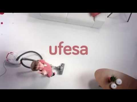 Nueva gama de aspiradores Ufesa 2014 - 2015
