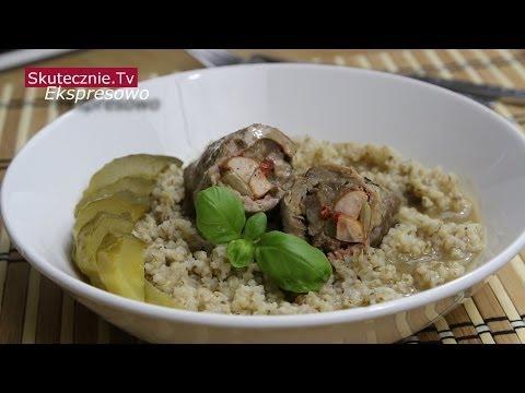 Zrazy wieprzowe w sosie :: Ekspresowo|SkutecznieTv