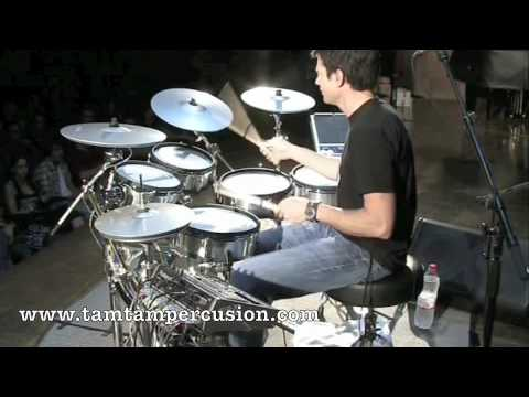 Johnny Rabb Drum Solo