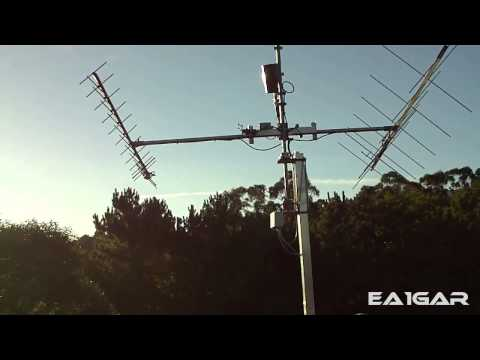 Radio# My old radio amateur antenna installation
