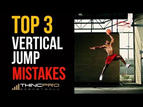 Top 3 BIGGEST Vertical Jump MISTAKES - Vertical Jump Training Tips From a Pro
