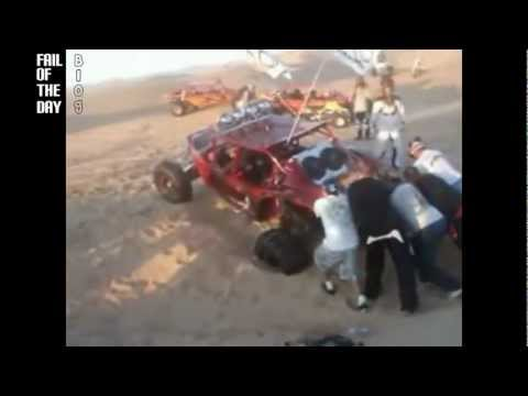 Pushing Car FAIL