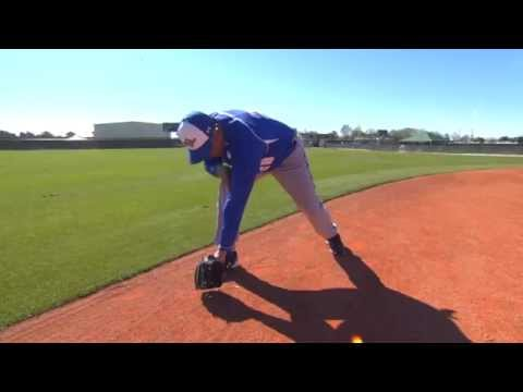 Infield Drills - Backhands - Outstanding Infield Play by the IMG Academy Baseball Program (6 of 6)