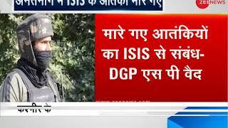 NSG commandos deployed in Kashmir valley specialized in anti-militancy ops - ZEENEWS
