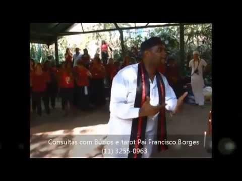 Pai Francisco Borges explica sobre os Exus e Pombo Giras e anemismo 11 3255 2005