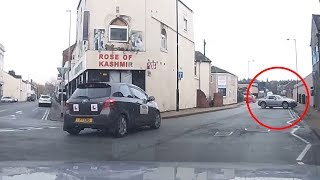 Impatient driver crashes overtaking a learner - THESUNNEWSPAPER