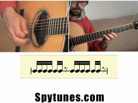Chromatic Guitar Exercise Spyder 19
