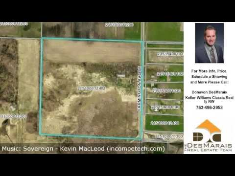 5XXX Farmington Avenue SE, Rockford Twp, MN Presented by Donavon DesMarais.
